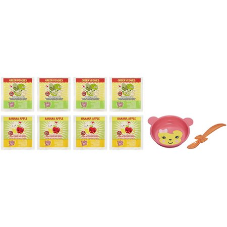 Baby Alive Images Food Pack With Doll