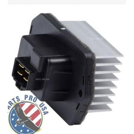 E320 Blower Regulator (Heater Blower Motor Resistor Regulator Fits Honda Odyssey Civic CR-V)
