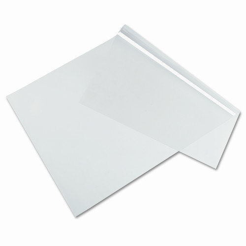 Second Sight Clear Plastic Desk Protector Aopss2036