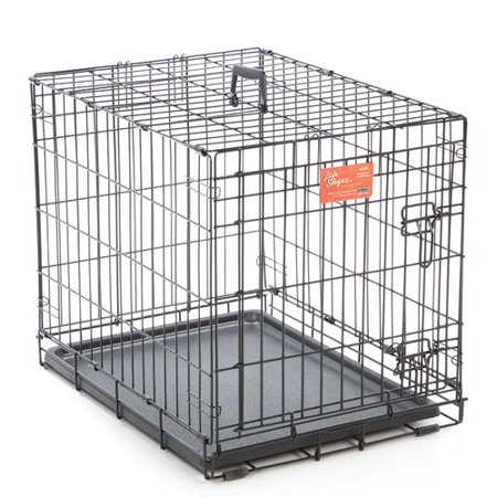 Midwest Homes For Pets Life Stages Fold Carry Single Door Pet
