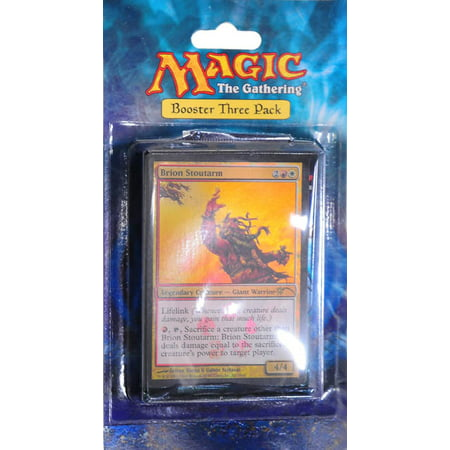 Wizards Magic The Gathering 3 Pack Promo Blister (Magic Wizards)