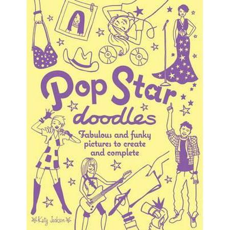 Pop Star Doodles (Doodle Pops)