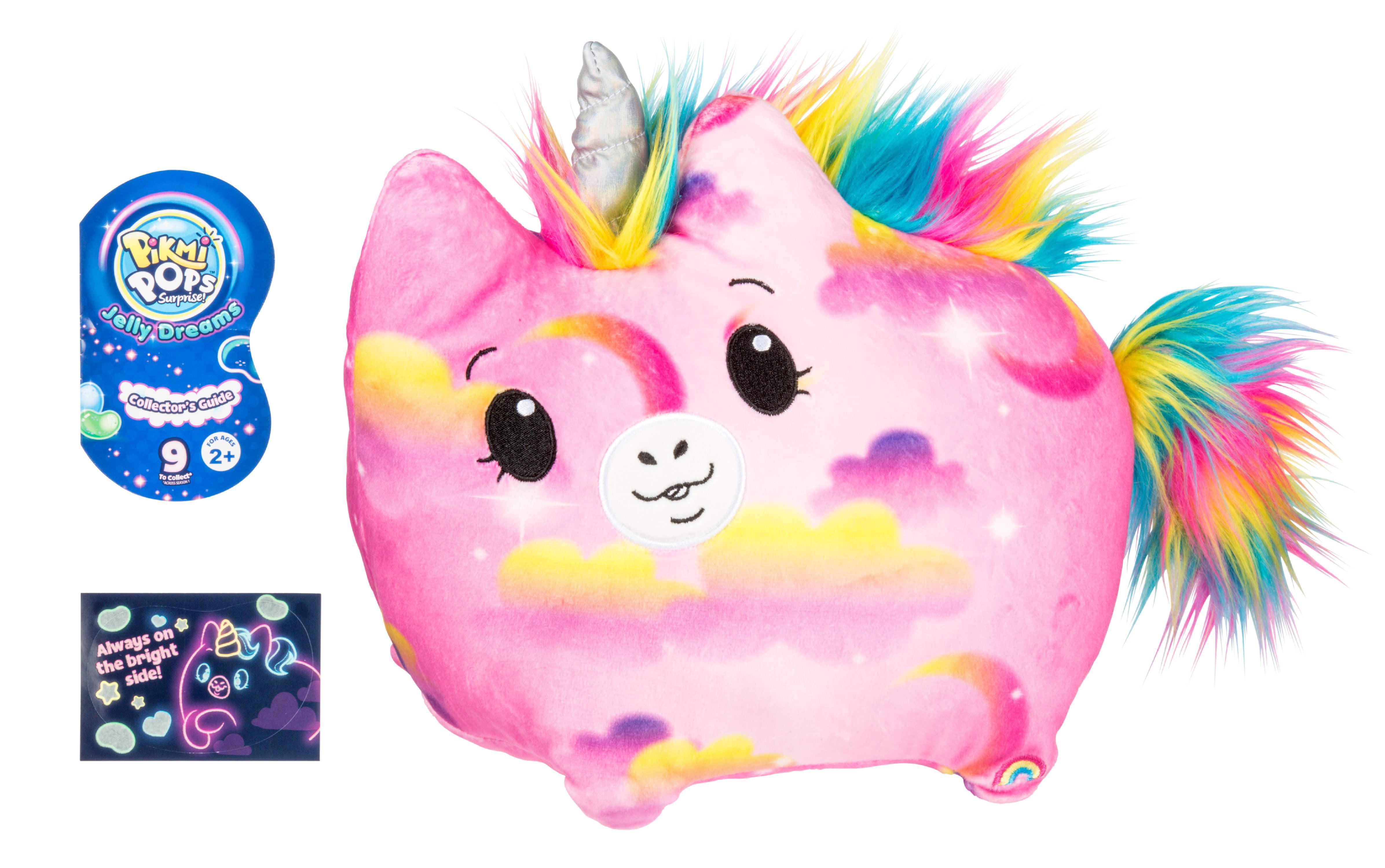 Pikmi Pops Jelly Dreams Wishes The Unicorn Walmartcom