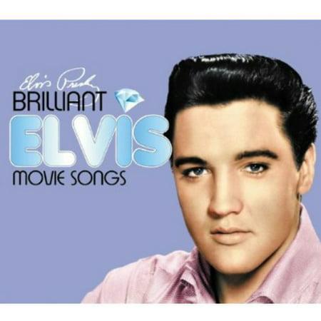 Brilliant Elvis: Movie Songs (CD) (Digi-Pak) - Halloween Movie Theme Song Mp3