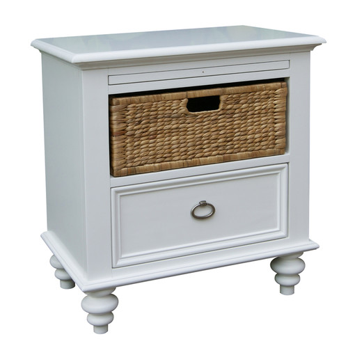 dCOR design Amalie 1 Drawer Nightstand