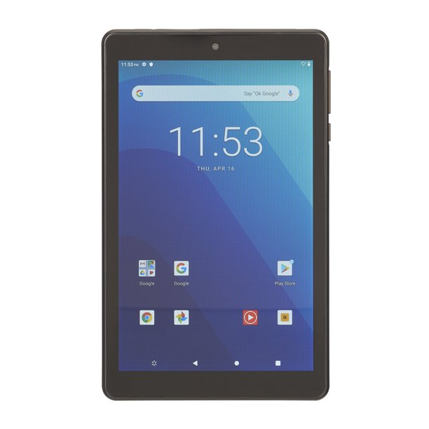 """onn. 8"""" Tablet Pro, 32GB Storage, 2GB RAM, Android 10, 2.0 GHz Octa-Core Processor, HD Display - Walmart.com - Walmart.comListsWalmart+Gift Finder"""