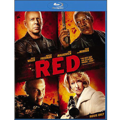 Red (Blu-ray) (With INSTAWATCH) (Widescreen)