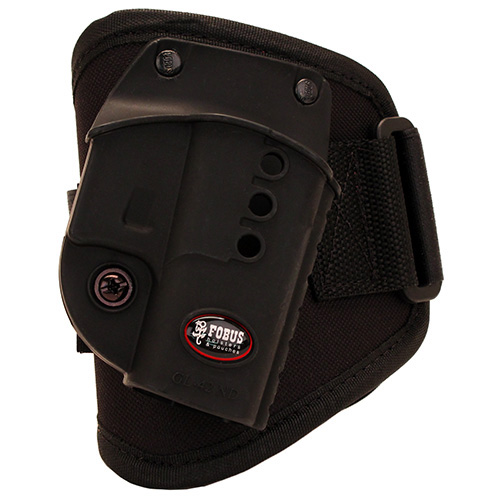 Click here to buy Fobus Ankle Holster Glock 42 by Fobus.