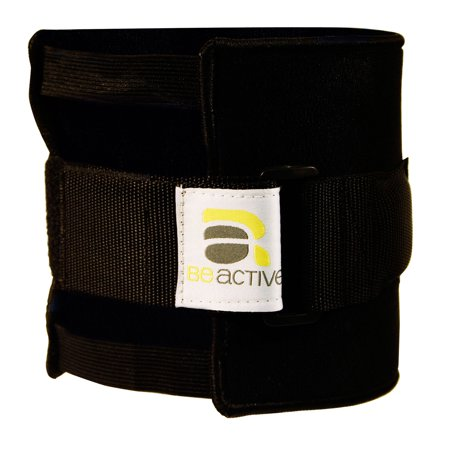 Be Active The Wrap For Back Pain Relief One Size Fits All Adjustable Unisex - AS SEEN ON TV (Back Brace As Seen On Tv)