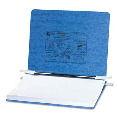 "PRESSTEX Covers w/Storage Hooks, 6"" Cap, 11 3/4 x 8 1/2, Light Blue, Sold as 1 Each"