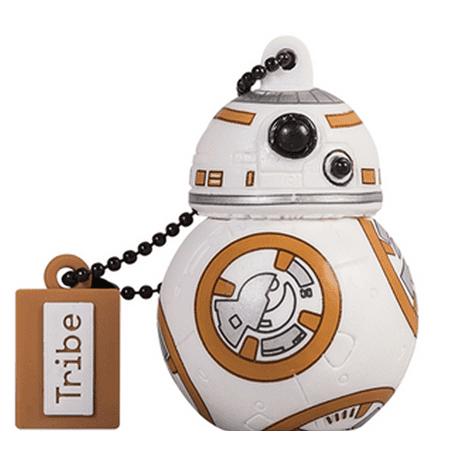 2 Star Drive - 16GB Star Wars BB-8 USB Flash Drive