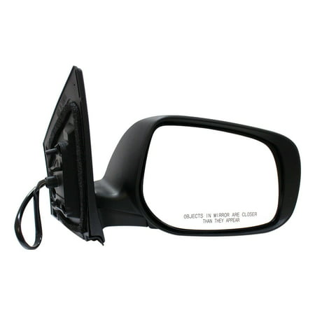 - 2009,2010,2011,2012,2013 Toyota Corolla Front,Right (Passenger Side) DOOR MIRROR