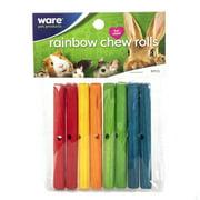 Rainbow Chews Rolls 8 Pack
