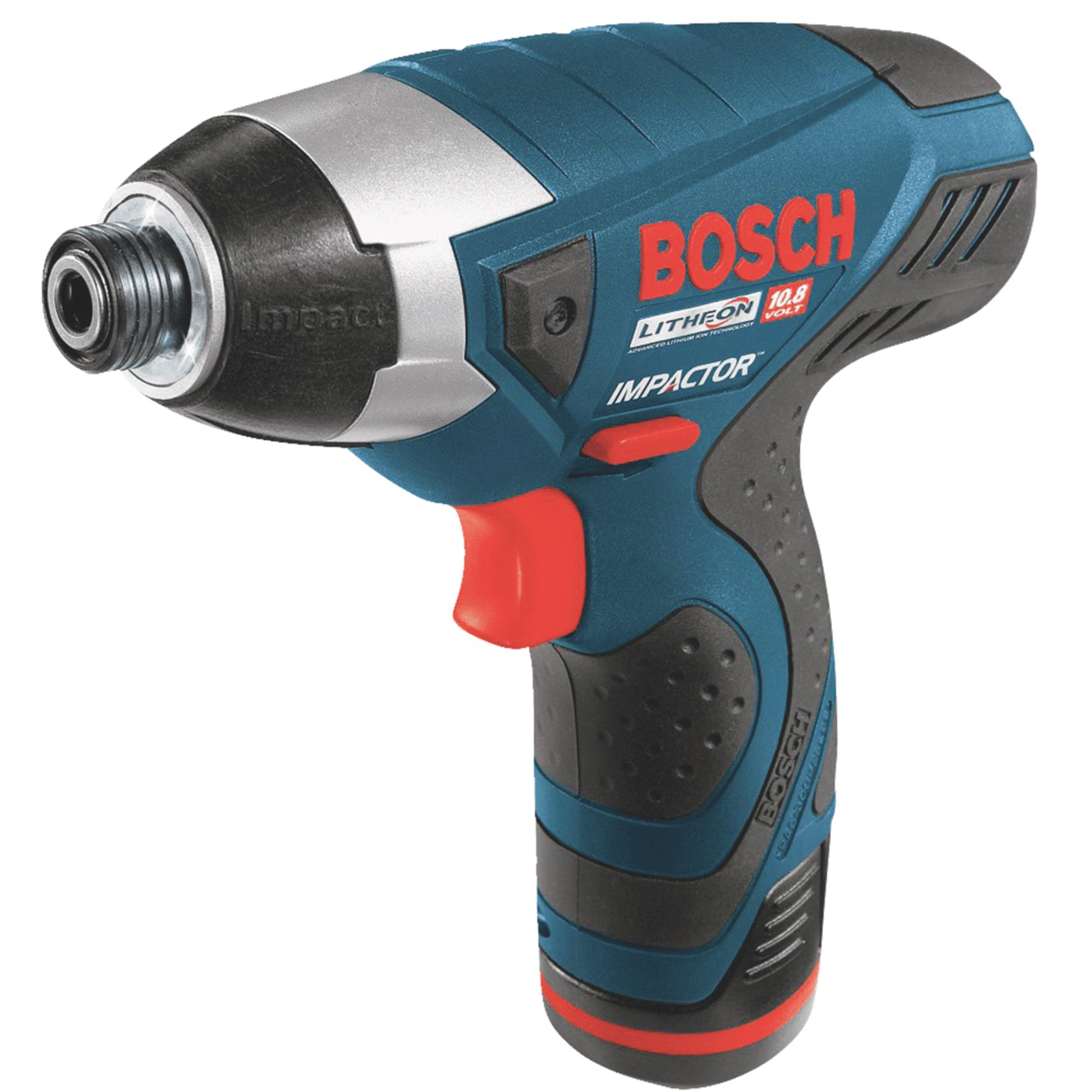 Bosch 12V Max Lithium-Ion Cordless Impact Driver Kit