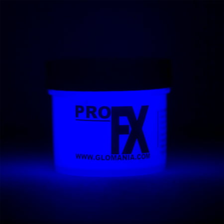 ProFX GID LILAC Glow in the Dark Acrylic Paint-1oz (White Glow In The Dark Paint)