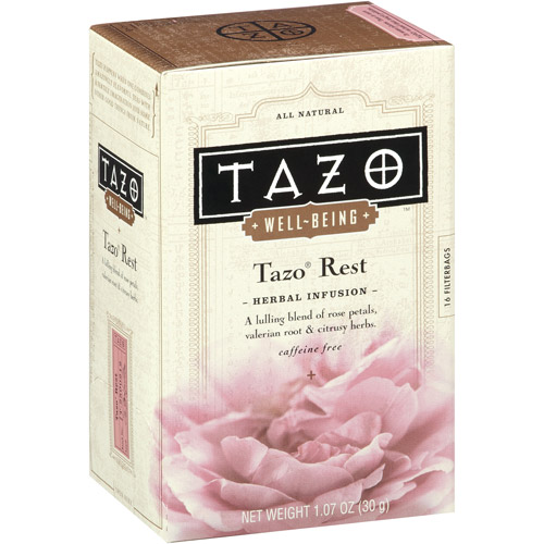 Tazo Rest Tea, 16ct