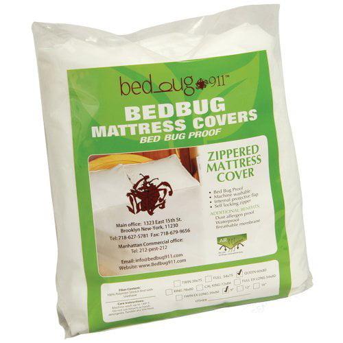 Bed Bug 911 Standard Crib Mattress Cover - Walmart.com