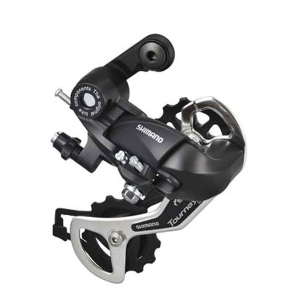 6//7-Speed Direct Mount Shimano Tourney TX55 Rear Derailleur