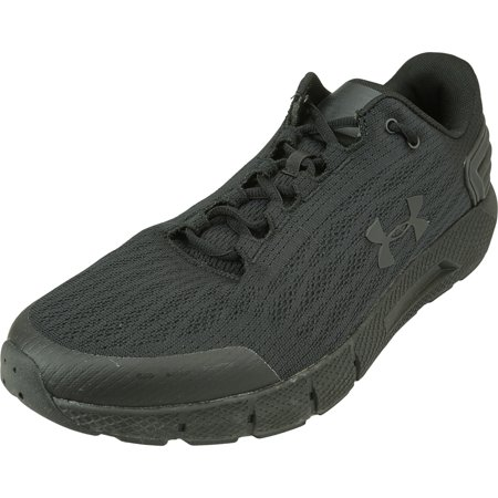 Under Armour Men's Charged Rogue Black Ankle-High Mesh Running - 11WW