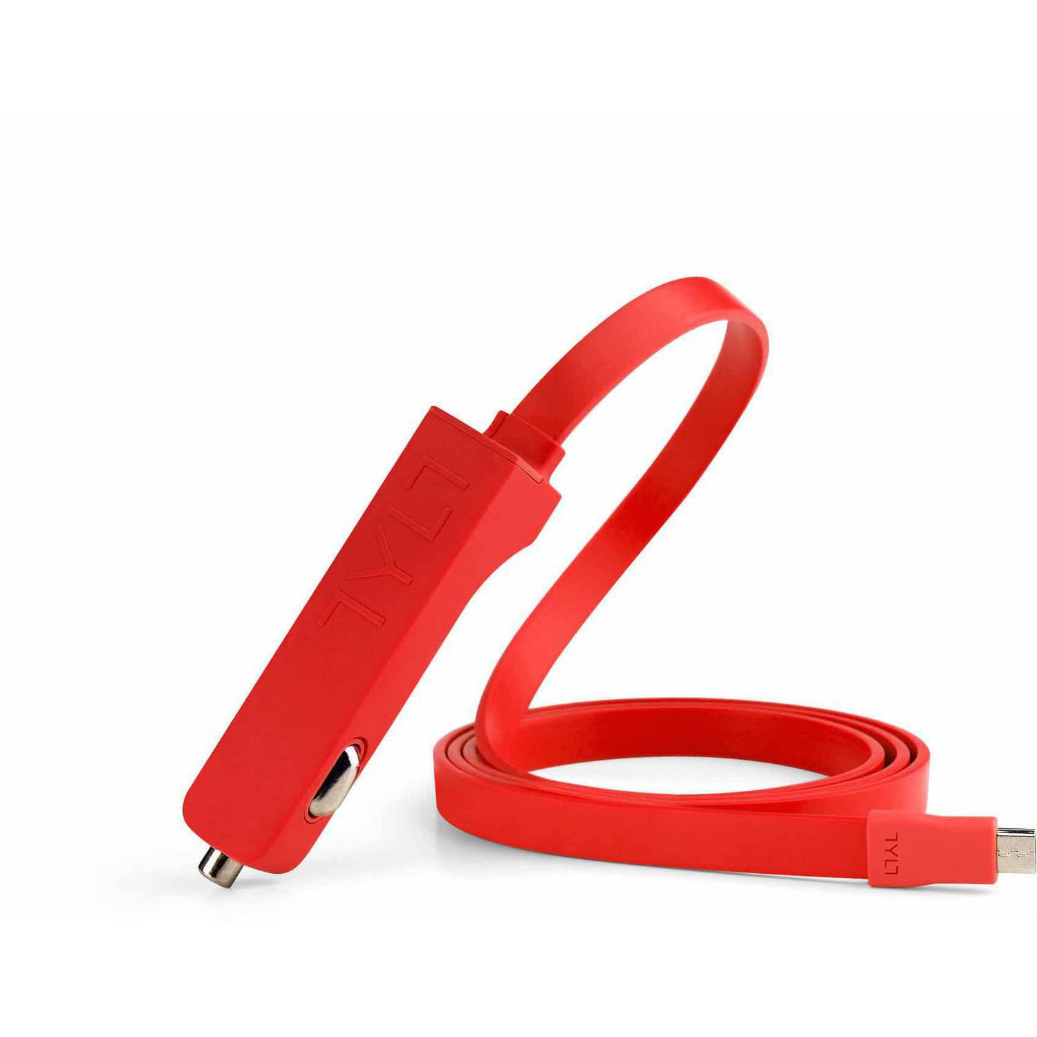 TYLT Ribbon 4.8A VPA microUSB Cable