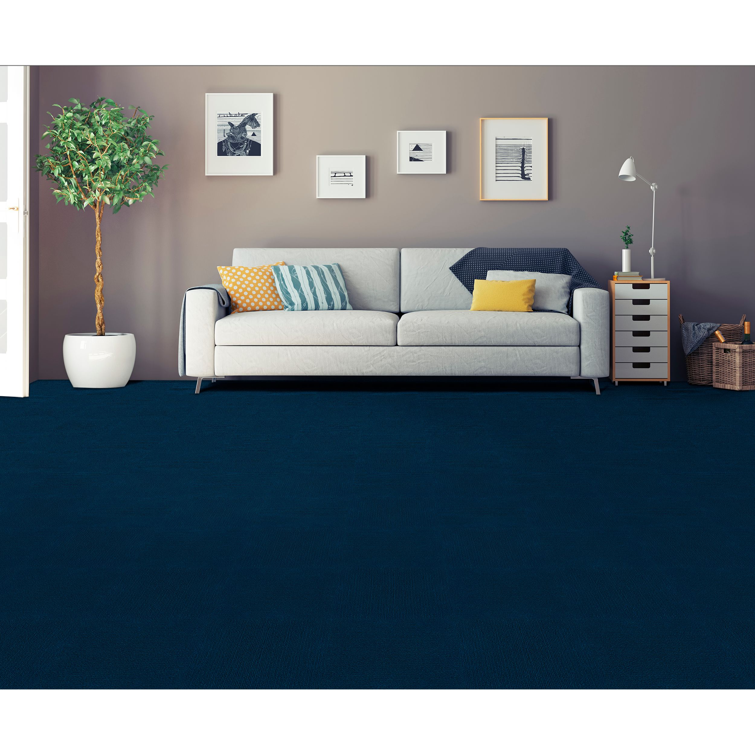 How Much Does It Cost To Carpet A Room 20 X 22