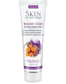 Wakame CoQ10 Firming Repair Night Cream Skin by Ann Webb 3.5 oz...
