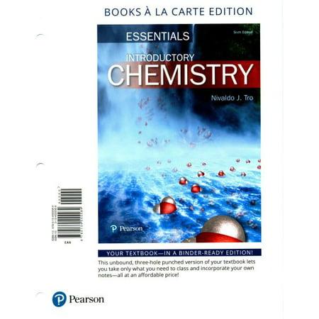 Introductory Chemistry Essentials Books A La Carte Plus Mastering