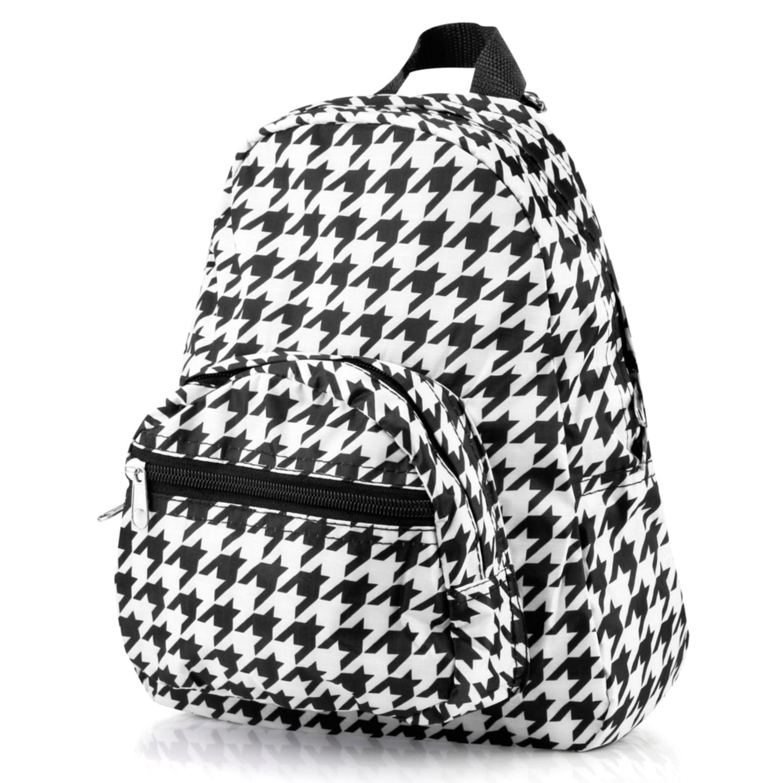 Zodaca Stylish Kids Small Travel Backpack Girls Boys Bookbag Shoulder Children's School Bag for Outside Activity by Zodaca