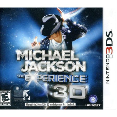 Michael Jackson The Experience (Nintendo 3DS)