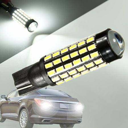 78 SMD 921 912 T10/15 6000k White Car WhiteLight Turn Signal Backup Reverse  Lamp Light Bulb