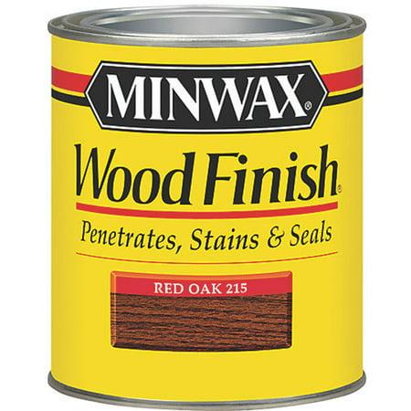 Minwax Woodfinish Red Oak 1-Qt