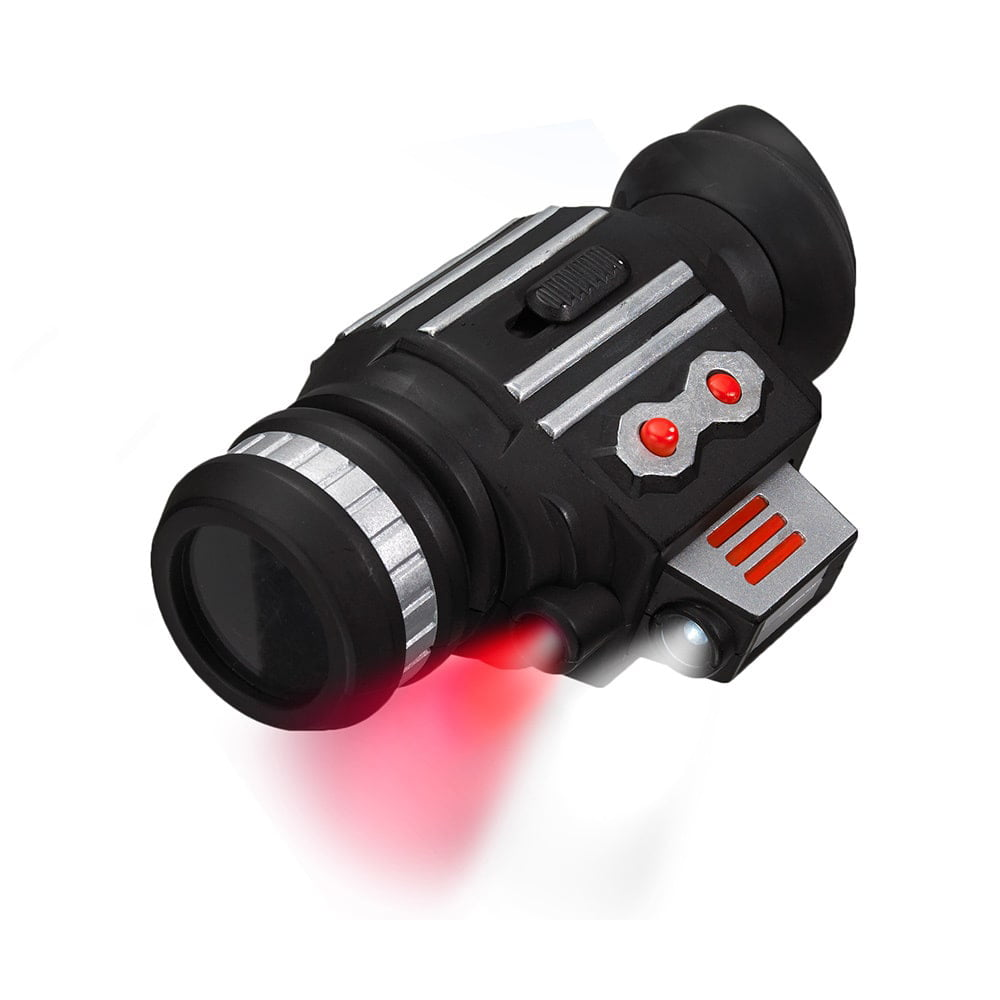 SpyX   Power Scope Powerful Monocular Spy Toy to See Up to 25 ft. away, even in the Dark using the Red OR White Light.... by Overstock