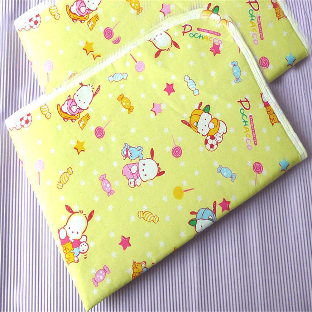 Baby Infant Toddler Changing Mat Waterproof Urine Pad Mat Supplies FI