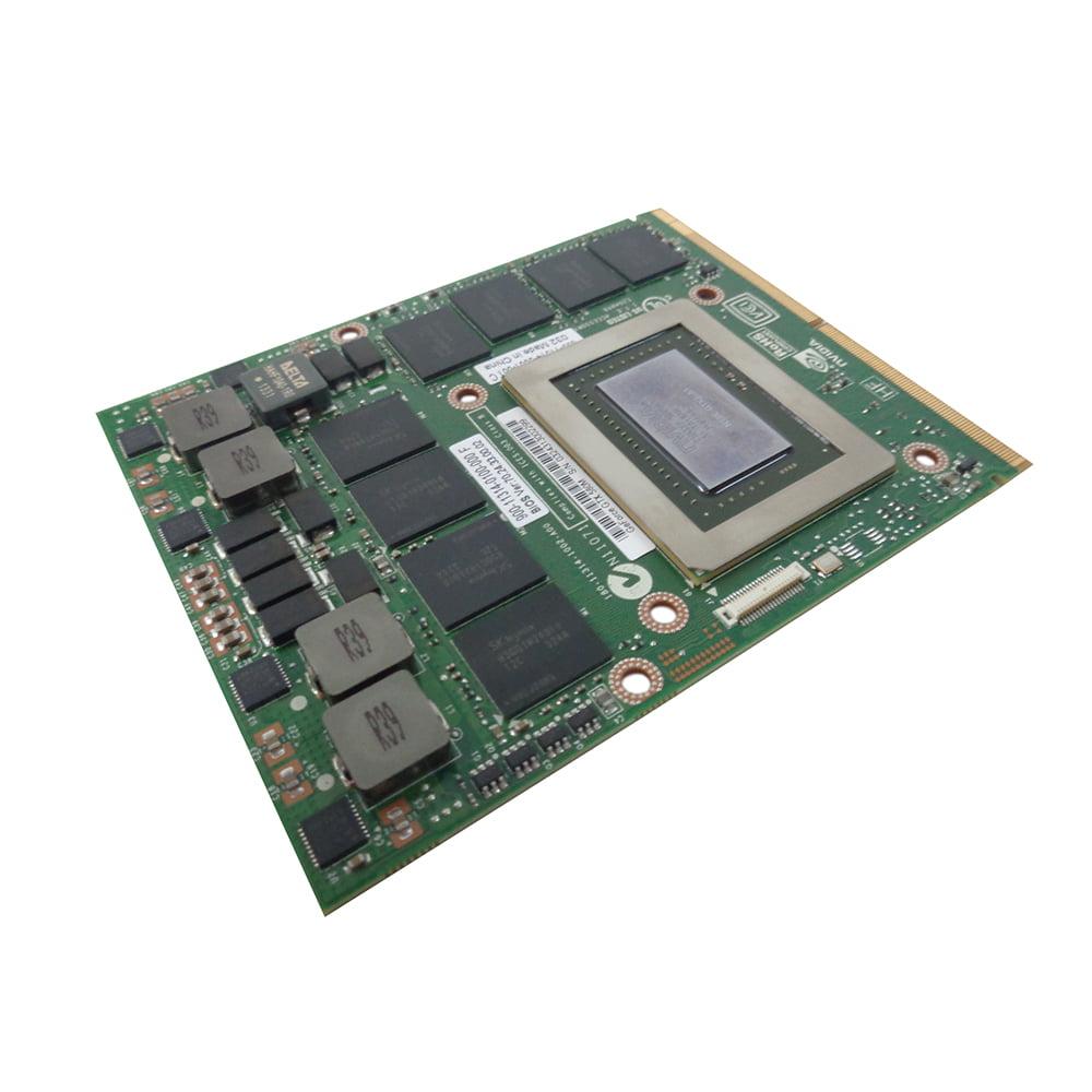 Alienware M17x R3, M18x Nvidia GTX 580M 2GB Video Graphics Card 3MF8R