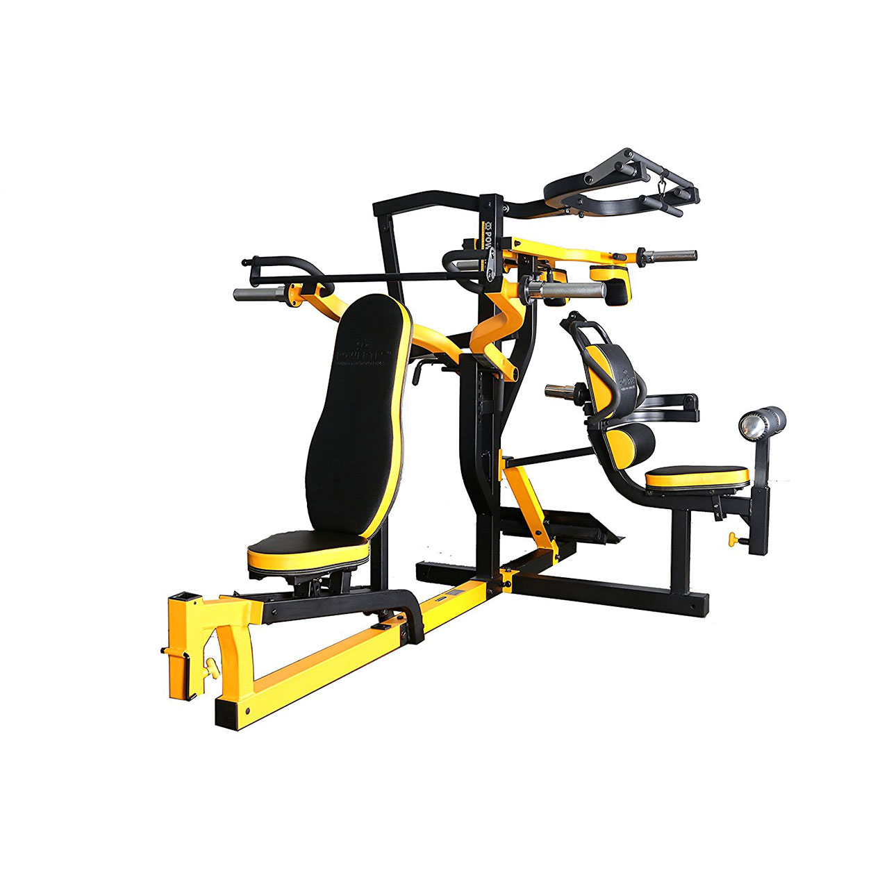 Powertec Workbench Multi System Black Yellow by Powertec