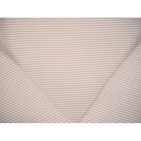 207H4 - Leaf / Soft White Embroidered Check 100% Cotton Matelasse Designer Upholstery Drapery Fabric - By the Yard