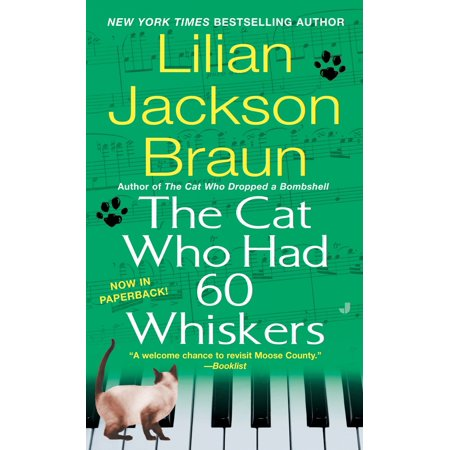 The Cat Who Had 60 Whiskers - Halloween Cat Whiskers Uk