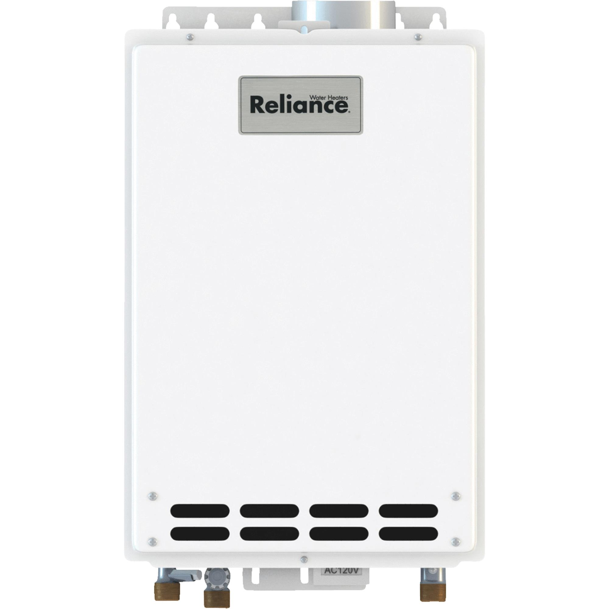Reliance Series TS-110-GI Natural Gas Tankless Water Heater