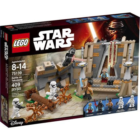 Lego Star Wars Tm Battle On Takodana  75139