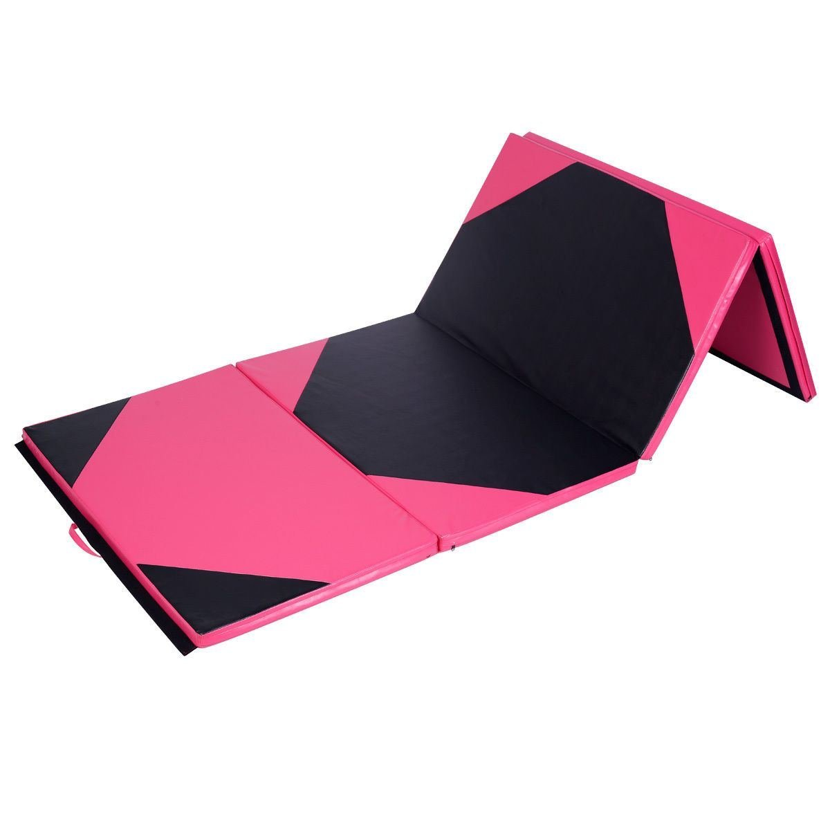 "Ainfox 4'x6'x2"" Folding Gymnastics Gym Exercise Aerobics ..."