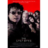 The Lost Boys (1987) 27x40 Movie Poster