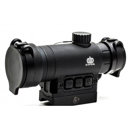 Di Optical Raven Series Red Dot Sight W  Push Button Control And Auto Shut Off M