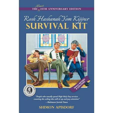 Rosh Hashanah Yom Kippur Survival Kit (Tefillin Between Rosh Hashanah And Yom Kippur)