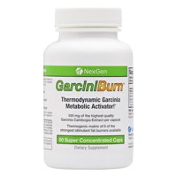 GarciniBurn - Revolutionary new fat loss & diet pills! 450mg Garcinia per capsule combined with 5 powerful stimulant fat burners. Powerful appetite suppression and weight loss!!