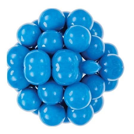 Oak Leaf Light Blue One Inch Gumballs, (Pack of 850) - Blue Gum Balls