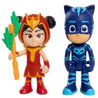 PJ Masks Hero vs. Villian 2-Pk Figure Set - Catboy & AnYu