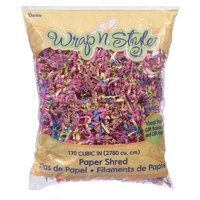 Paper Shred - Fiesta Mix - 170 cubic inches