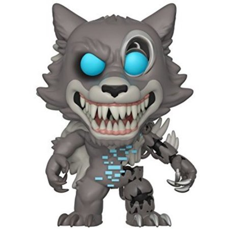 FUNKO POP! BOOKS: Five Nights At FreddyS- Twisted Wolf (Halloween At Freddy's Tryhardninja)