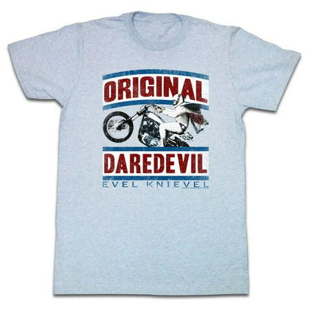Evel Knievel Daredevil Licensed Adult T (Daredevil's Costume)