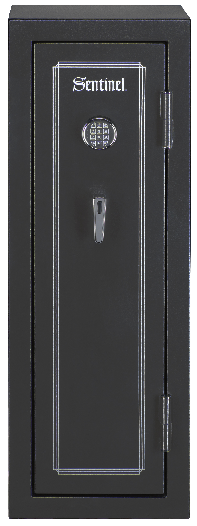 12 Gun Sentinel Fire Safe by Stack-On Products